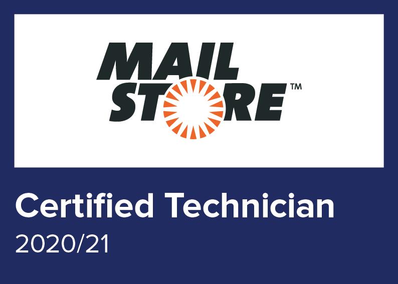 Zertifizierter Mailstor Technican